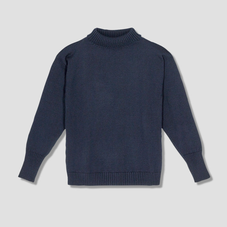 SEAMAN TURTLENECK Navy