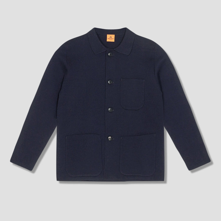 WORK JACKET Navy