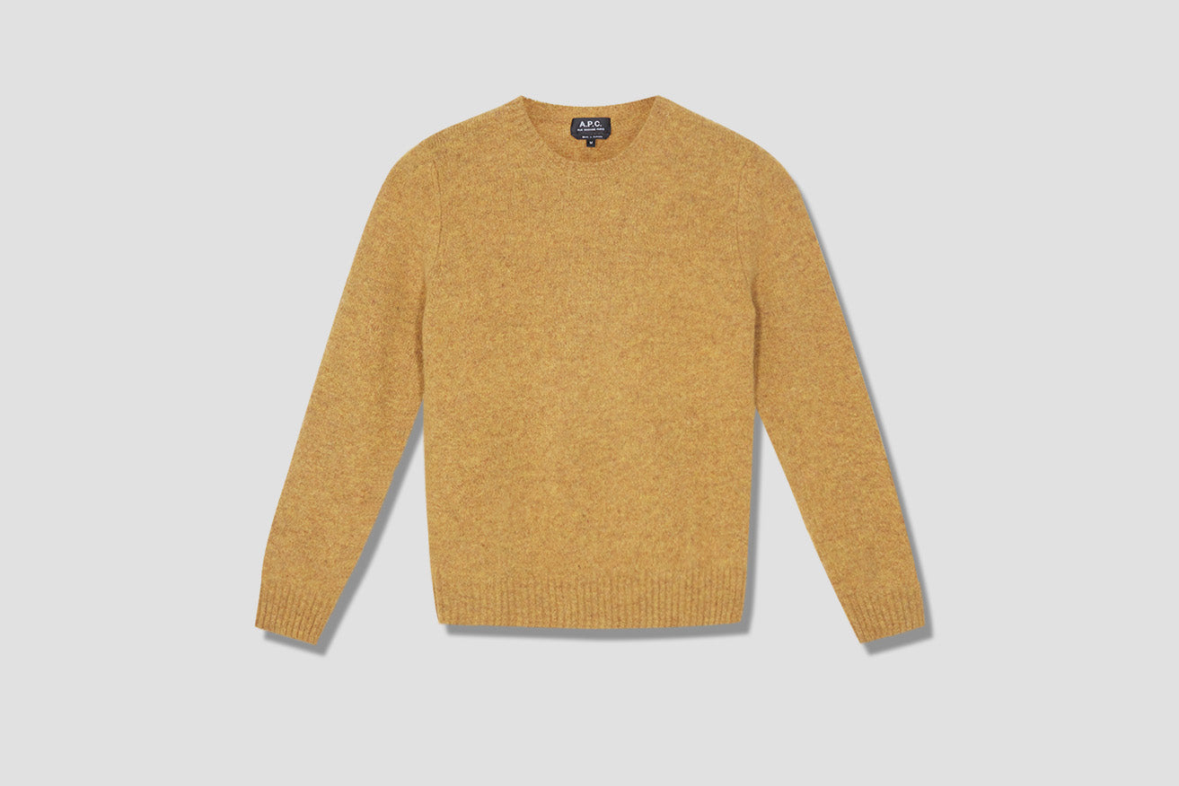 ANDRE JUMPER WVAYG-H23982 Light yellow