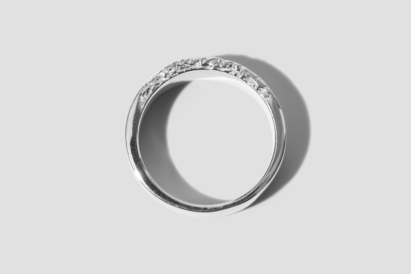 BRIDGE RING 500389AG Silver