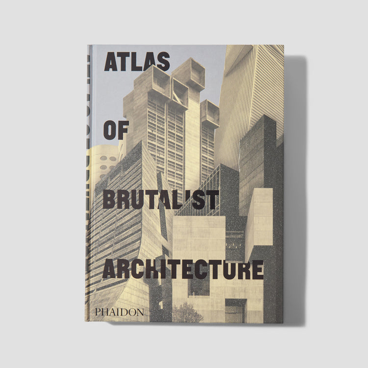 ATLAS OF BRUTALIST ARCHITECTURE PH1043