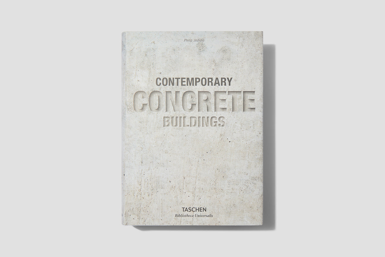 CONTEMPORARY CONCRETE BUILDINGS TA1206