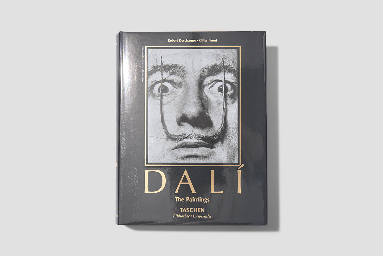 DALÍ. THE PAINTINGS TA1198