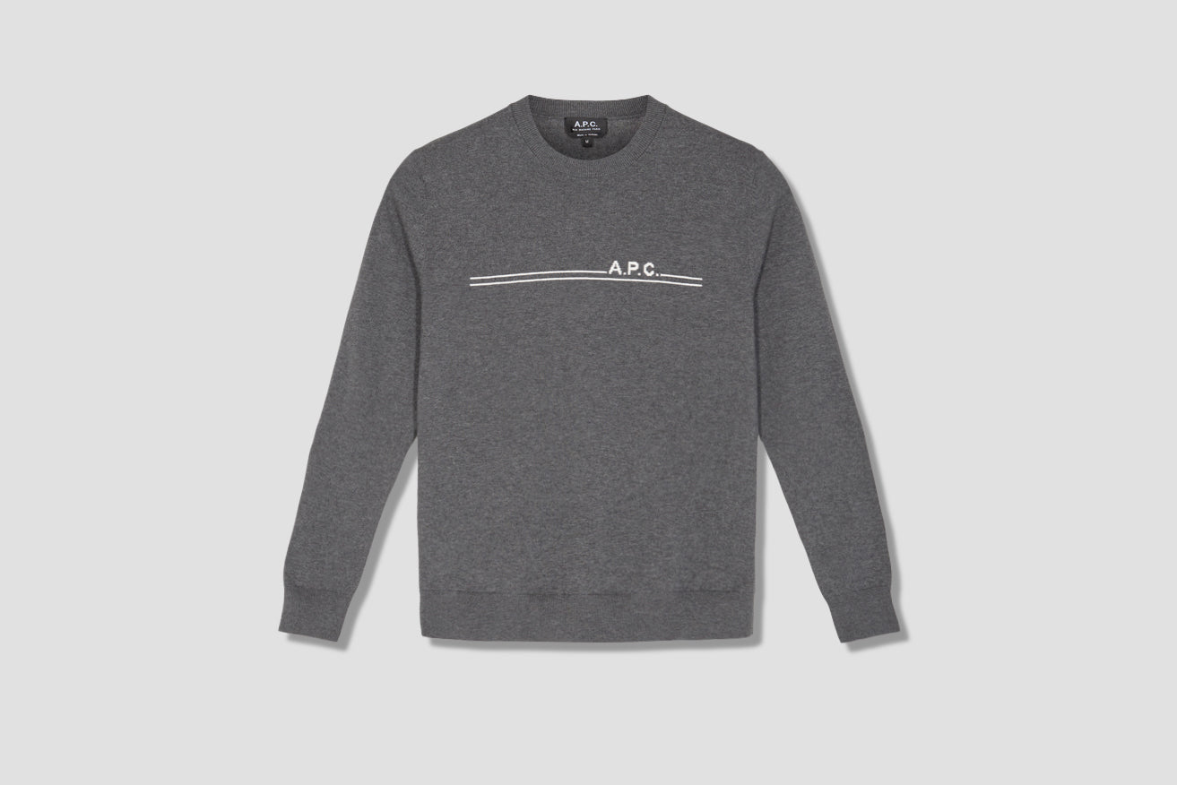 EPONYMOUS SWEATER CODDA-H23866 Grey