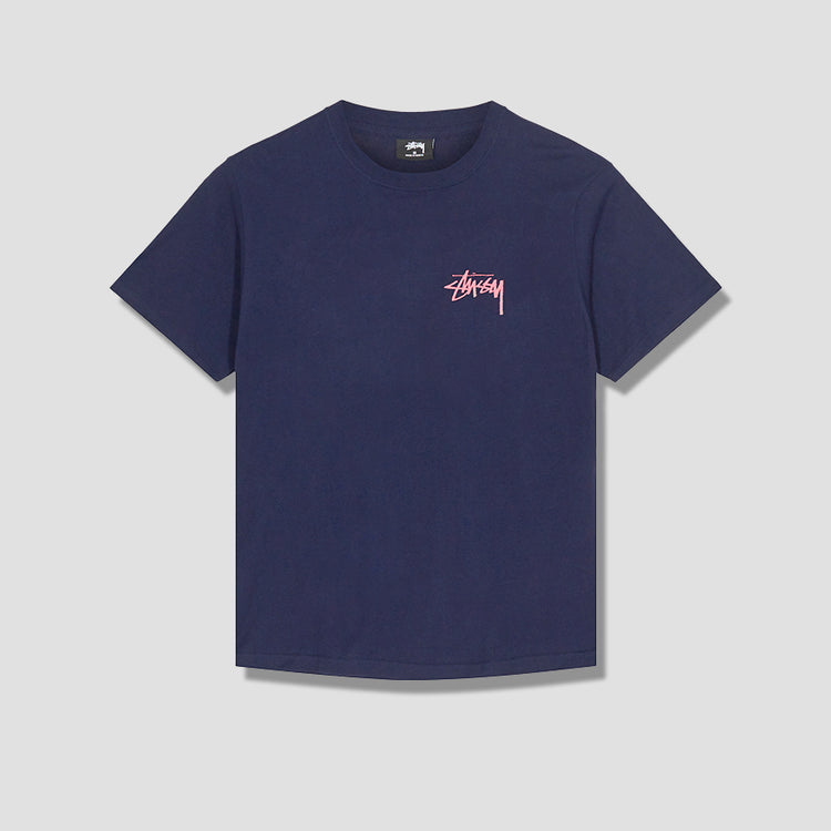 ELATION TEE 1904618 Navy