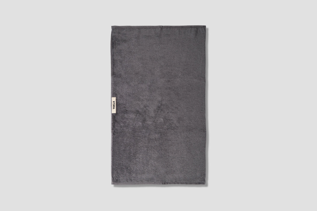 HAND TOWEL - TERRY 50X80 Charcoal