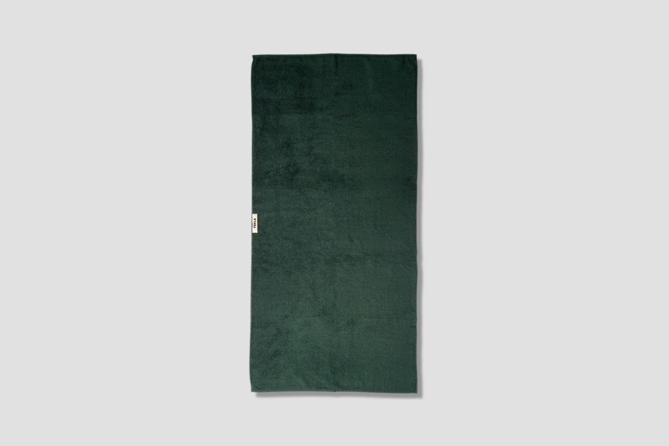 BATH TOWEL - TERRY 70X140 Green