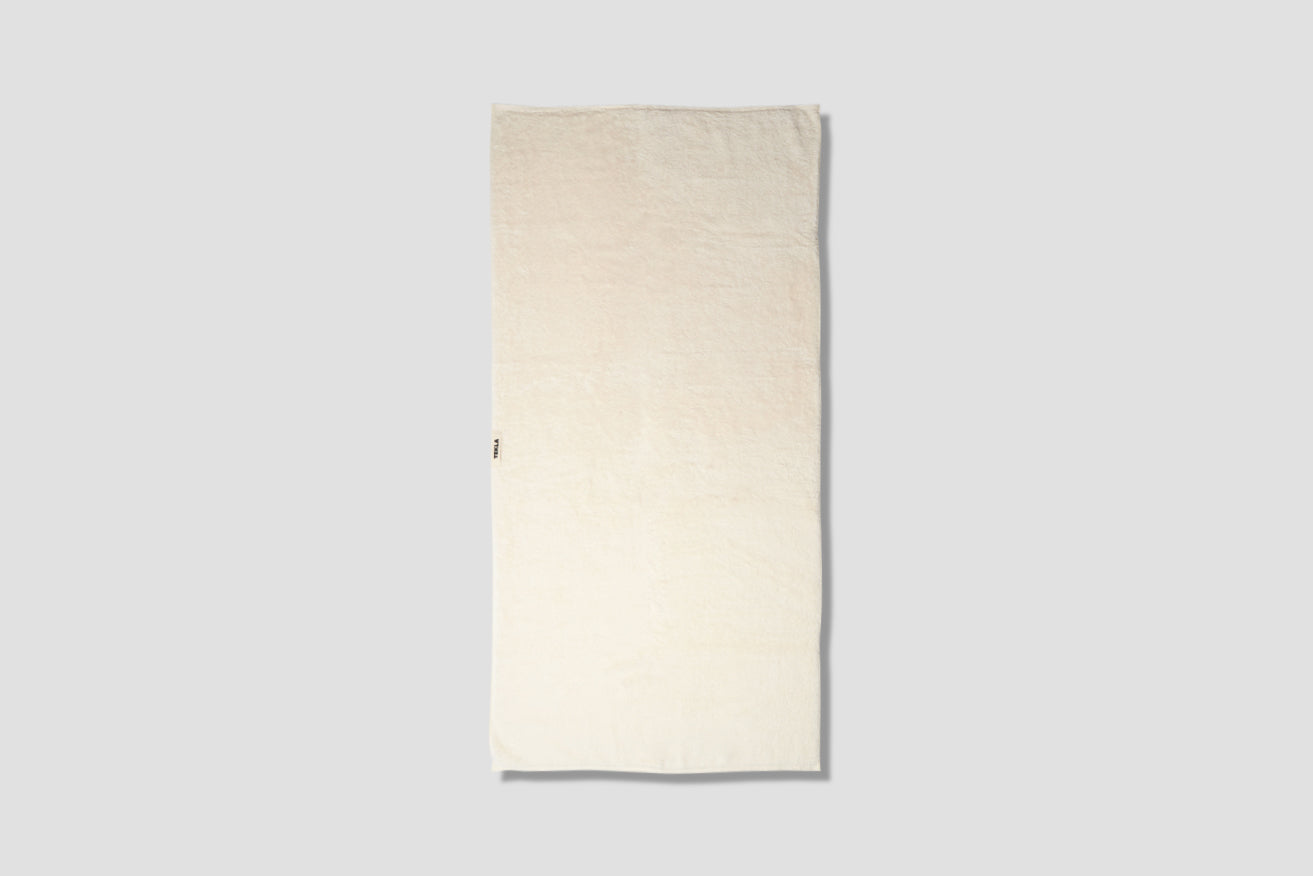BATH TOWEL - TERRY 70X140 Off white