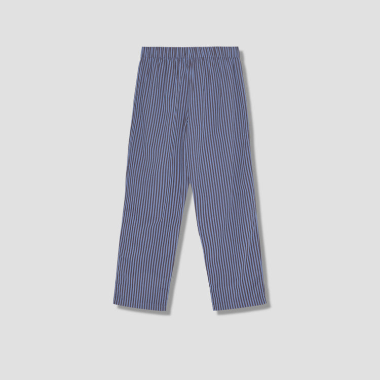 PYJAMAS PANTS - COTTON POPLIN Blue