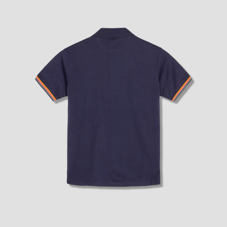 GENTS POLO SHIRT M1R-799RS-D00089 Navy