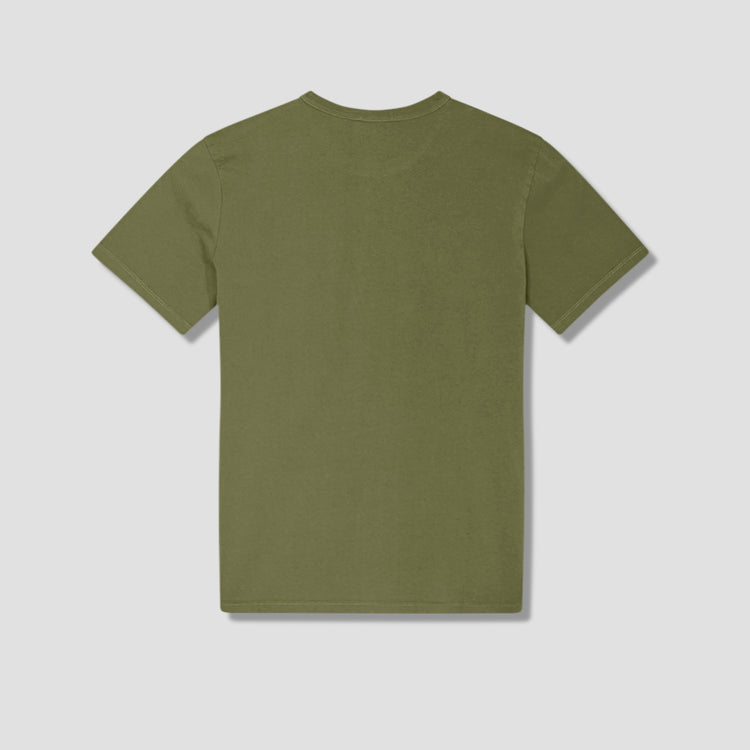 HANDWRITING CLASSIC TEE-SHIRT GM00113KJ0008 Khaki