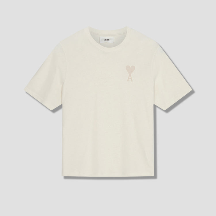 AMI DE COEUR T-SHIRT E21HJ128.726 Off white