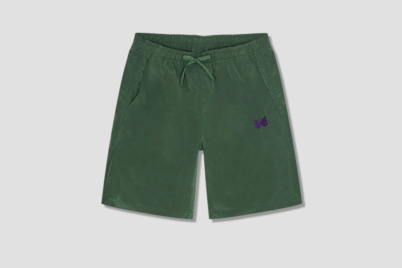 BASKETBALLL SHORT - POLY CLOTH IN137 Green