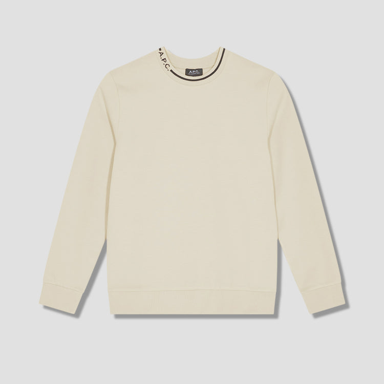 EARL SWEAT COCGQ-H27631 Beige