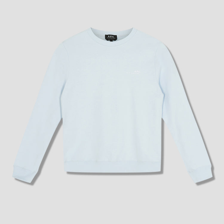 ITEM SWEATSHIRTCOEAS-H27608 Light blue