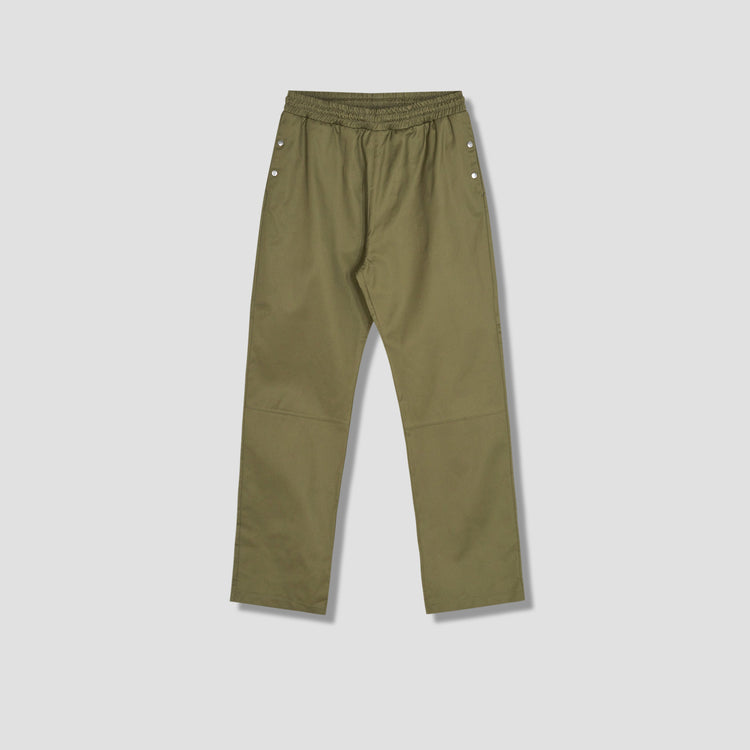 2 MONCLER 1952 - TROUSERS 092-2A723-00-5499M Green