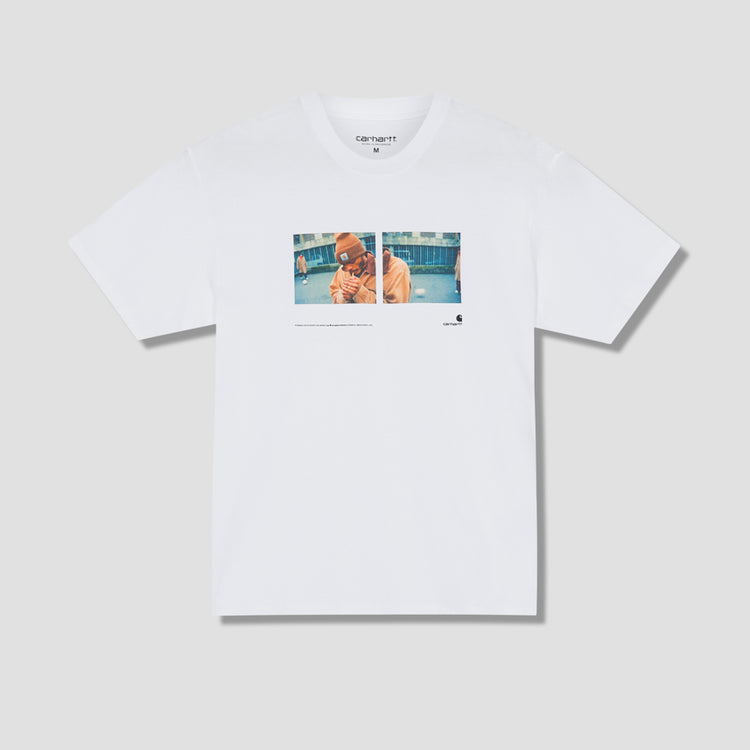 S/S BACKYARD T-SHIRT I029064 White