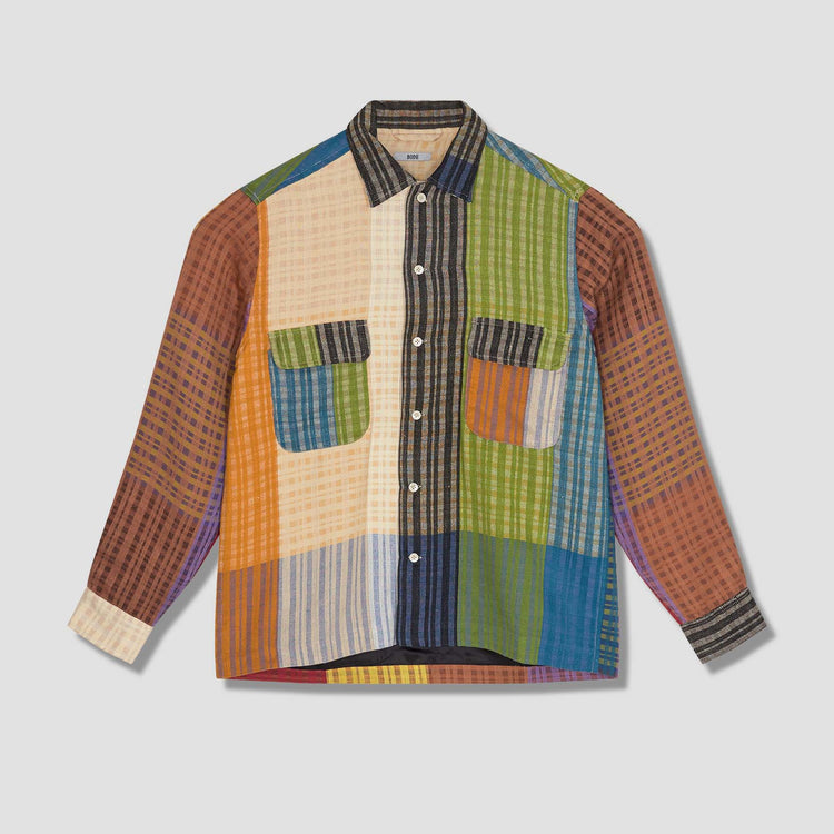 DECO PLAID SHIRT MR22SH06.C001.965 Multi