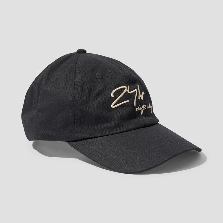 DAD CAP 00011 Black