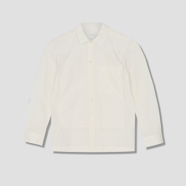 NAVAL RAW SHIRT SS21-3-6S6 Off white