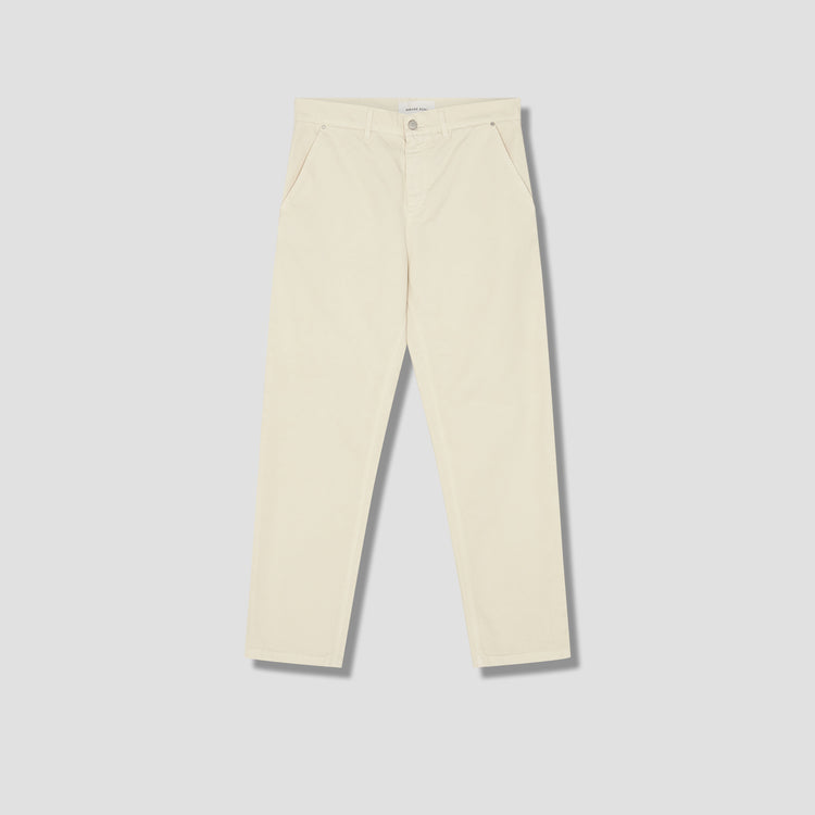 2-PLY WORK PANT AW20-2-3T3 Off white