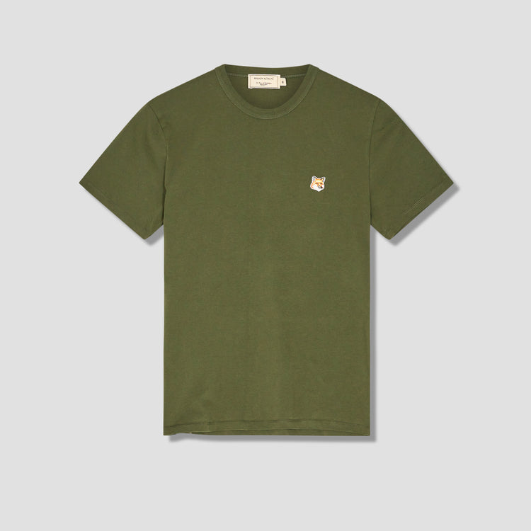 FOX HEAD PATCH CLASSIC TEE-SHIRT GM00115KJ0010 Khaki