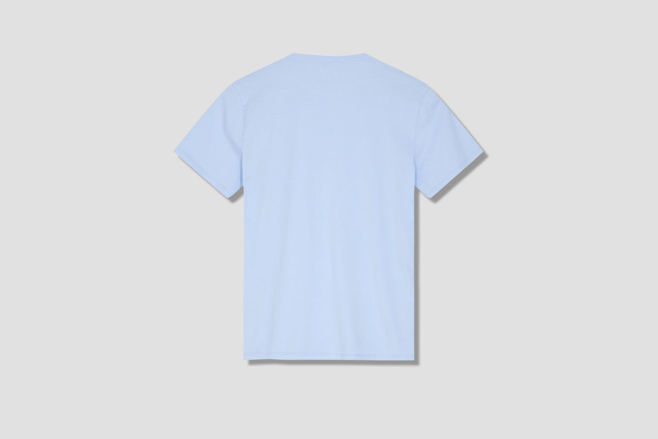 FOX HEAD PATCH CLASSIC TEE-SHIRT GM00115KJ0010 Light blue