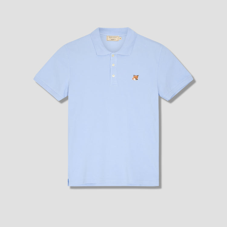 FOX HEAD PATCH CLASSIC POLO GM00225KJ7002 Light blue