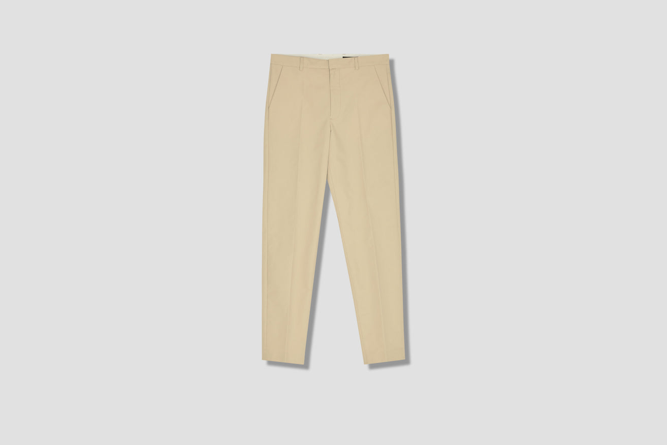 MASSIMO TROUSERS COEQX-H08369 Beige