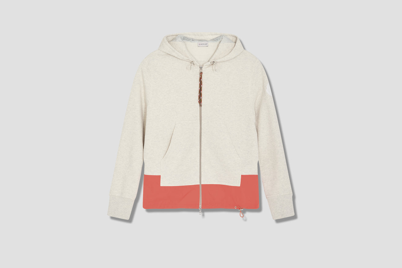 ZIP UP CARDIGAN 091-8G7C1-10-809KR Beige