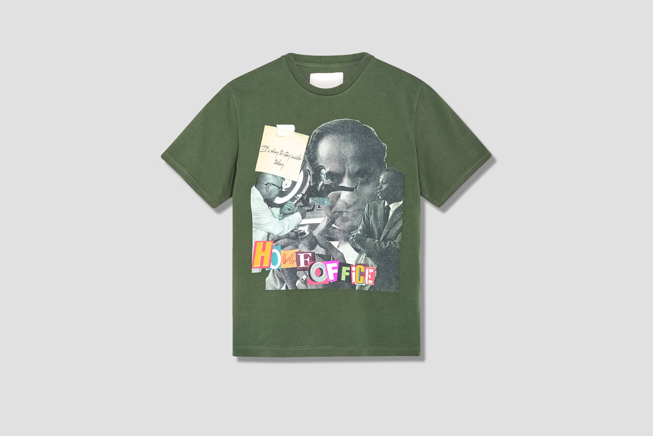 RANSOM T-SHIRT 00018 Green