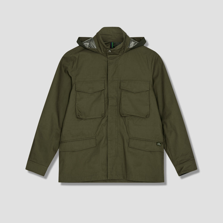 MENS FIELD JACKET M2R-576U-F21134 Green