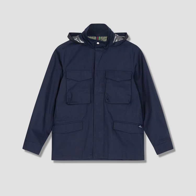 MENS FIELD JACKET M2R-576U-F21134 Navy