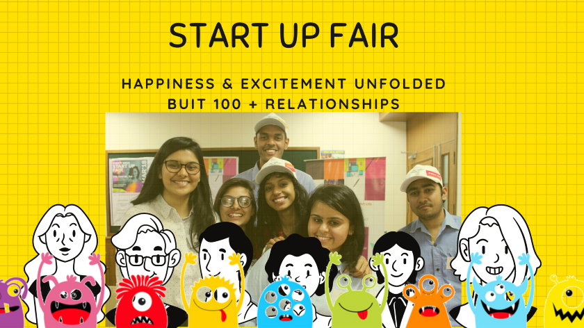 Startup Fair on 17th March 18- A Grand Success