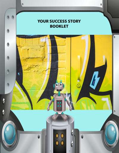 Your Own Success Story Booklet ( A Biography)