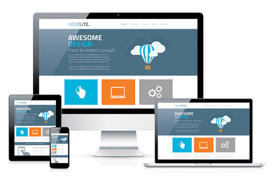 Business website with Advanced features