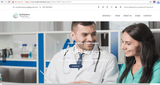 Business Profile website with hosting - Medical