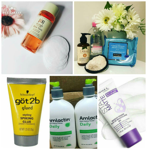Go-to Best Beauty Products
