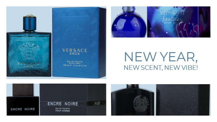 2019 New Year, New You, New Fragrance