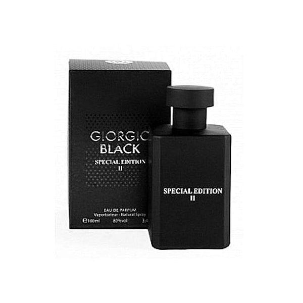 Giorgio Black Special Edition II EDP for Men