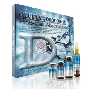 Glutax 7000000gm Pico-cell Absorption Glutathione Injection
