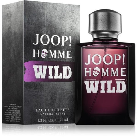 Homme Wild EDT for Men 125ml