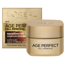 L'oreal Age Perfect Cell Renew Day Cream SPF 15