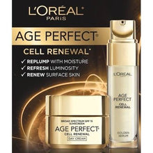 Load image into Gallery viewer, Age Perfect Cell Renew Day Cream SPF 15