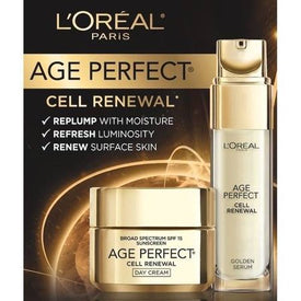 Age Perfect Cell Renew Day Cream SPF 15