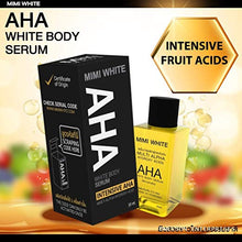 Load image into Gallery viewer, AHA Whitening Body Serum 30ml