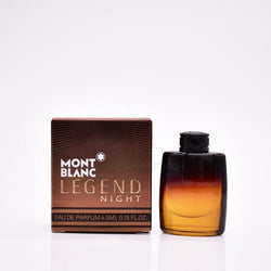 Mont Blanc Legend Night Miniature perfume