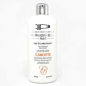 Pr. Francoise Bedon Carrot Lightening Body Lotion - Lami Fragrance