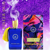 Killer Oud EDP for Men 100ml