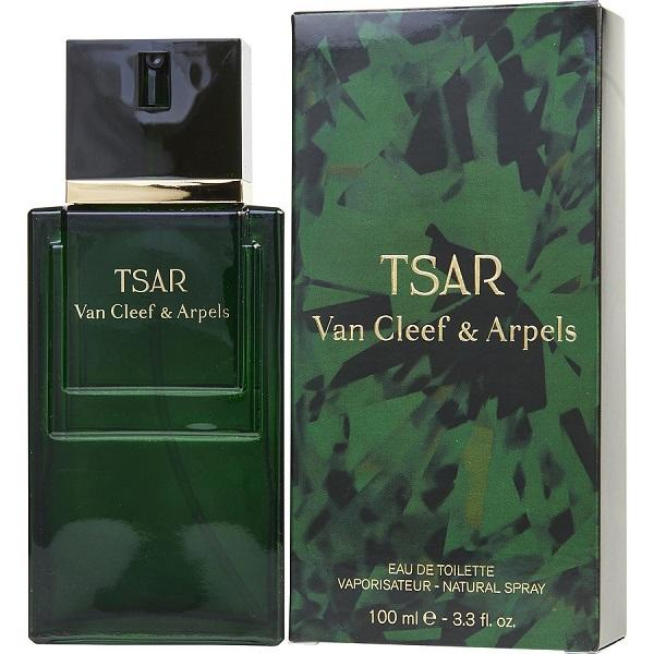 Van Cleef & Alpers Tsar eau de Toilette for Men 100ml